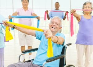Elderly Care: What Rules Can Help Your Senior Stick with Exercise?