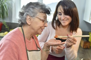 Top Five Ways a Professional Caregiver Can Improve a Senior's Life