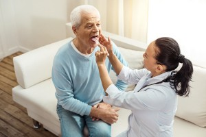 Is Your Senior Battling Dry Mouth?