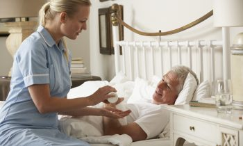 The Power of Healing at Home in Elderly Adults