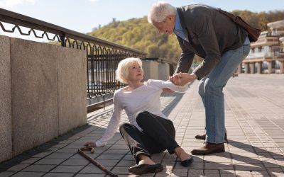 Understanding Where Falls Happen is the First Step to Taking Preventative Measures