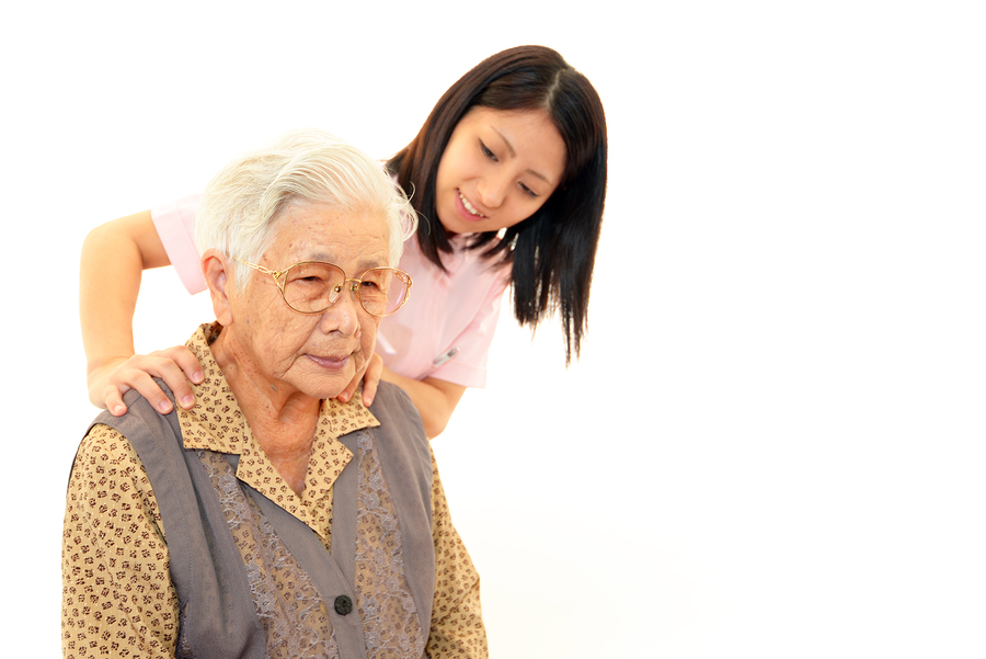 Ways to Help a Grieving Senior