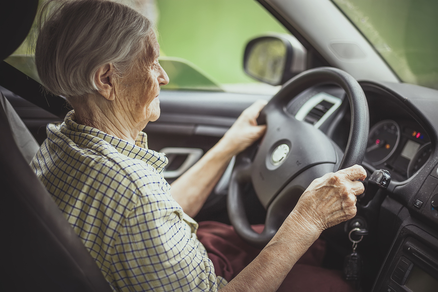 Five Problems to Notice with Your Senior's Driving