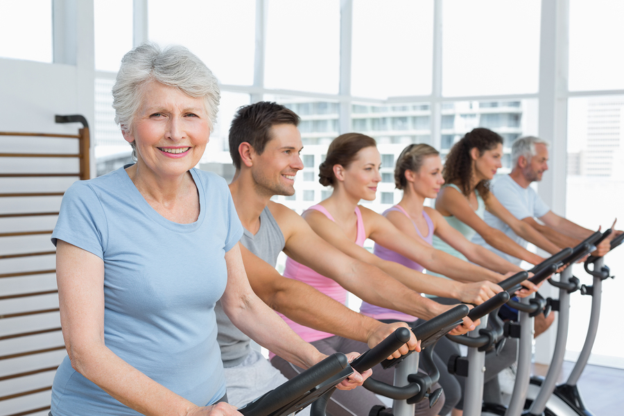 Why Many Senior Citizens Gain Weight and How to Combat It