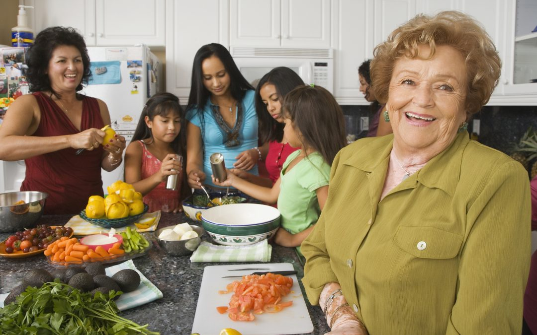 Is Your Senior Interested in Cooking Still?