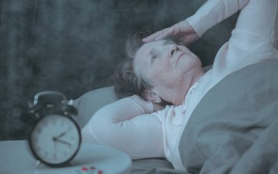 Alzheimer's Disease and Sleeping Issues