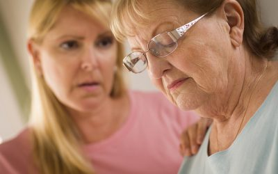 Anger and Your Aging Family Member